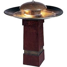Shop for Nabia Outdoor Floor Fountain. Get free shipping at Overstock.com - Your Online Garden