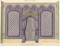 Plate number: L. 70 Pl. 200 Type: Floor Plans  : Interior Elevations  Style: Louis XVI  Enlarge Image