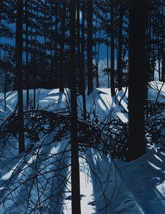 Image result for alex katz landscapes