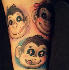 @kikkagiorgi ha condiviso la sua #scimmia su #monkifriends, il contest di @monkifrog! #contest #premi #monki ***Io non ho una scimmia soltanto...ma ben tre!!! E sono tutte e tre sciroccate! ahahahahha...;) #sharemonki ***