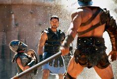 Russel Crowe - Gladiator. #Gladiator