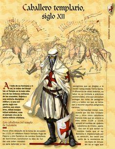 Caballero Templarios XII Caballero Cruzado, Armadura De Caballero, Caballeros Hospitalarios, Caballeros Templarios, Escudos Medievales, Orden Del Temple, Feria Medieval, Guerreras Medievales, Cruzados