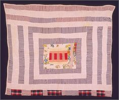 Quilts by Types » A Piece of My Soul - Quilts by Black Arkansans » Old State House Museum