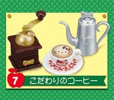 Re-Ment Miniatures - Hello Kitty Restaurant #7