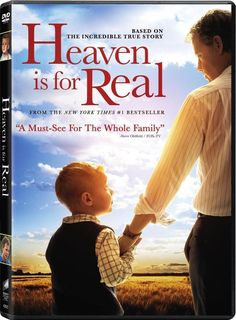 Checkout the movie 'Heaven is For Real' on Christian Film. A small boys account of his trip to Heaven and back