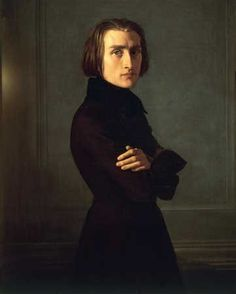 Liszt :: 19th century man