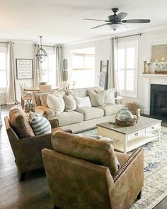 32 The Evil Secret of the Farmhouse Living Room Joanna Gaines Magnolia Homes . 32 The Evil Secret of the Farmhouse Living Room Joanna Gaines Magnolia Homes Dekorat Farmhouse Living Room Furniture, Coastal Living Rooms, My Living Room, Home Furniture, Rustic Furniture, Antique Furniture, Modern Furniture, Furniture Storage, Living Room Furniture Layout