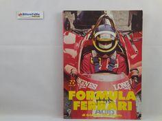 J 5540 LIBRO FORMULA FERRARI DI CRISTIANO CHIAVEGATO 1984 - http://www.okaffarefattofrascati.com/?product=j-5540-libro-formula-ferrari-di-cristiano-chiavegato-1984