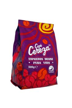 Cafe Cereza debuts new packaging