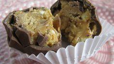 Peanut Butter Pretzel Truffles With Natural Peanut Butter, Pretzels, Milk Chocolate Chips