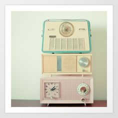 Radio Stations by Cassia Beck