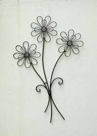 wire flower - Google Search