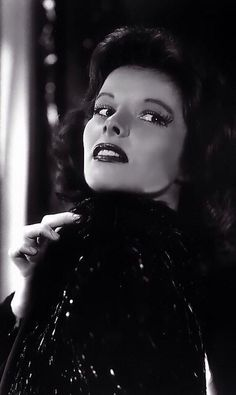 Katharine Hepburn couldn't possibly look any more fabulous