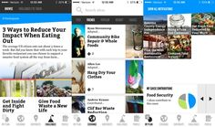 Sustainable living app offers bite-sized, actionable, green ideas and challenges