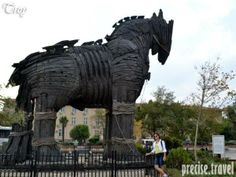 Troy Tours by TheTurkeyTours.com