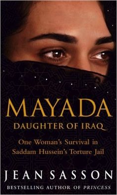 Mayada was born into a powerful Iraqi family. One grandfather fought alongside Lawrence of Arabia. The other is acclaimed as the first true Arab nationalist. Her uncle was Prime Minister for nearly fo