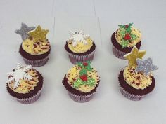 Festive cupcakes to get you into the Christmas spirit - Belle's Patisserie