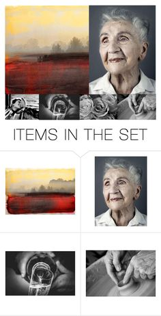 """The Portrait of a Lady"" by pheinart ❤ liked on Polyvore featuring art"