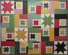 Quilters Corner VA - Shop | Category: Quilts For Sale | Product: Mary Englebreit Christmas Quilt 2