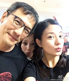 VICKI ZHAO (ZHAO WEI) AT THE WRAP PARTY FOR HER SECOND MOVIE AS DIRECTOR, NO OTHER LOVE June 27, 2016.