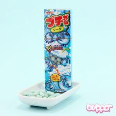 Meiji Bubble Gum - Soda
