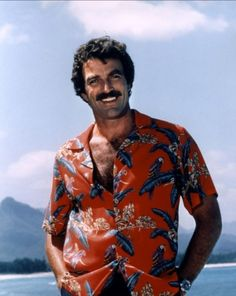 1-Historical reference the famous aloha shirt that first appeared in the 1930's