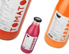 F.C.J. Direct Juice Packaging