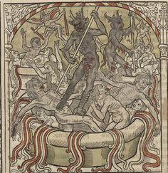 Le grand kalendrier et compost des Bergiers. Nicolas Le Rouge, 1496.