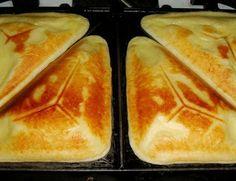 Pão de Queijo de Sanduicheira « Receitas de Hoje