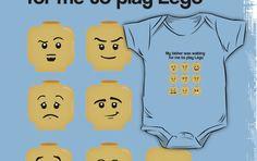 Lego baby/child by designholic