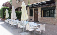 Terraza Atenas Parque Atenas Calle Segovia Palacio