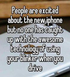 Blinker, please?