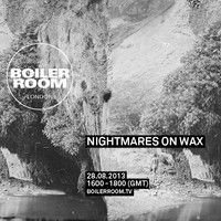 Nightmares On Wax 1h30 min Boiler Room mix by BOILER ROOM on SoundCloud