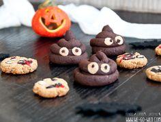 Halloween Kekse selber machen