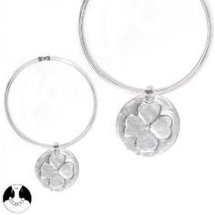 SG Paris Choker Old Silver Argente Necklace Choker Metal Winter Women Ethno Glam Fashion Jewelry / Hair Accessories Clover $8.99