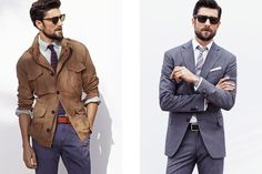 H.E. by Mango Spring/Summer 2014 Men's Lookbook | FashionBeans.com