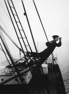 "Buster Keaton, ""The Navigator"", 1924."