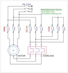 Forward reverse 3 phase ac motor control star delta wiring diagram dayastardeltag 498539 asfbconference2016 Choice Image