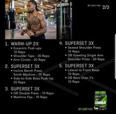 big chest workout, how to get a big chest, how to get a massive chest Best Hiit Workout, 4 Week Workout, Gym Workout Chart, Biceps Workout, At Home Workout Plan, Fun Workouts, Workout Ideas, Big Chest Workout, Chest Workouts