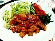 豚ロースで簡単正しい四日市とんてき紹介♪ by たいのおかしら厨房 [クックパッド] 簡単おいしいみんなのレシピが231万品