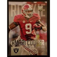 2015 Panini Prestige #202 Amari Cooper Rookie Card Alabama Jersey Listing in the Football (American),Sports Stickers, Albums & Sets,Sport Memorabilia & Cards Category on eBid United States | 151712086
