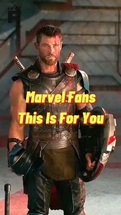 Marvel Fans This Is For You