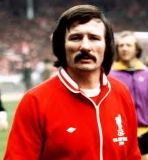 The Anfield iron - I once shared a pint with him