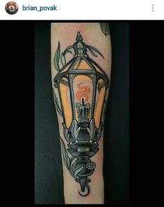 Lantern tattoo by Brian Povak Lamp Tattoo, Candle Tattoo, Lantern Tattoo, Wicked Tattoos, Body Art Tattoos, Sleeve Tattoos, Cool Tattoos, Dibujos Tattoo, Piercings