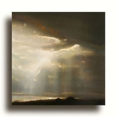 Edge Of Light | Oil on Panel| Richard Whadcock