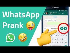 WhatsApp Prank - Tricks für witzige WhatsApp Chats - YouTube