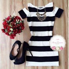 Vestido Ref: 1201