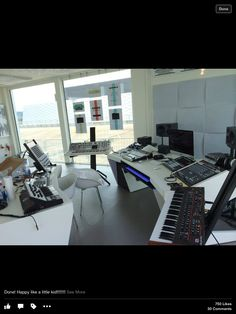 151 Home Recording Studio Setup Ideas Home Recording Studio Setup, Home Studio Setup, Music Studio Room, Studio Desk, Sound Studio, Dream Studio, Home Music Rooms, Techno House, My Room