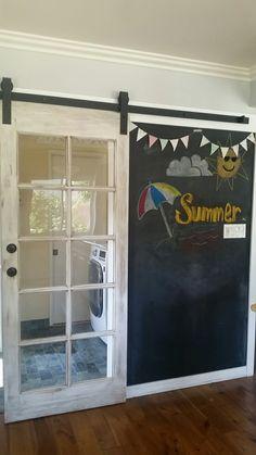 Garage Doors, Signs, Outdoor Decor, Home Decor, Decoration Home, Room Decor, Shop Signs, Home Interior Design, Carriage Doors