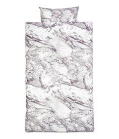 Marble print - H&M